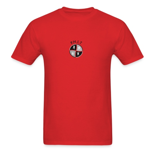 Physical Health In Training - Men's T-Shirt