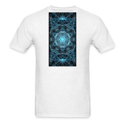 Icy Lights - Men's T-Shirt