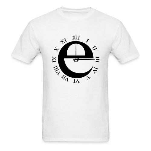embracingabominationlogo trans png - Men's T-Shirt
