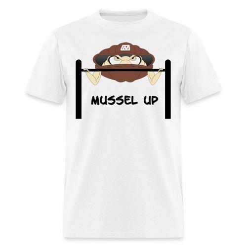 mussel2 - Men's T-Shirt