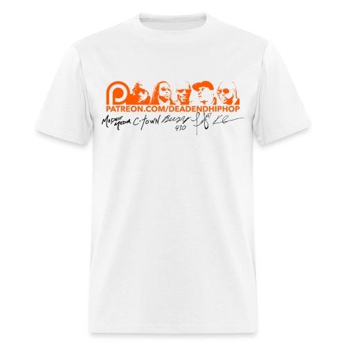 Patreon Signatures - Men's T-Shirt