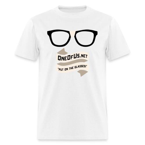 One of Us Nerd png - Men's T-Shirt