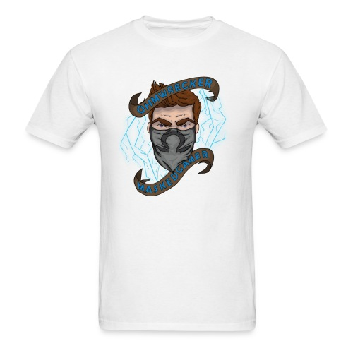 Masked Gamer - Men's T-Shirt