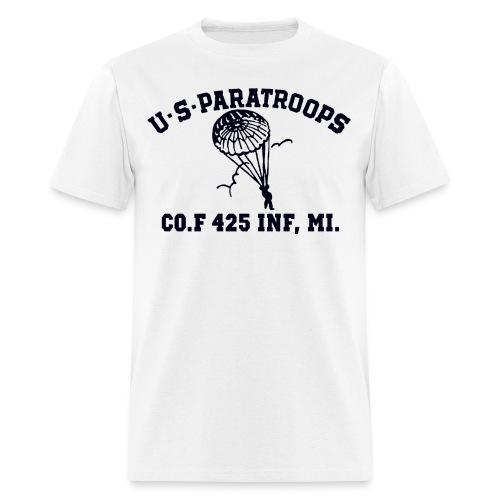 Co.F 425 INF, MI. - Men's T-Shirt