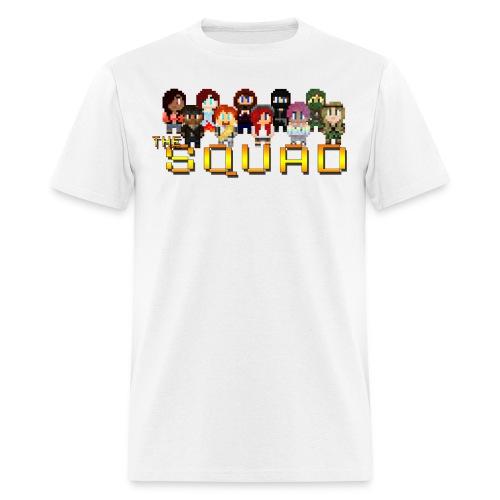 8-Bit Squad - Men's T-Shirt