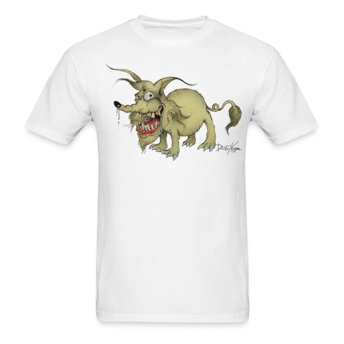 The Hell Dog - Men's T-Shirt