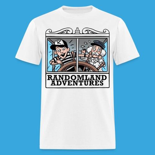 Mark Twain Adventure - Men's T-Shirt