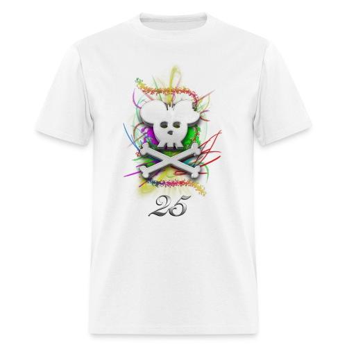 25 4c front - Men's T-Shirt