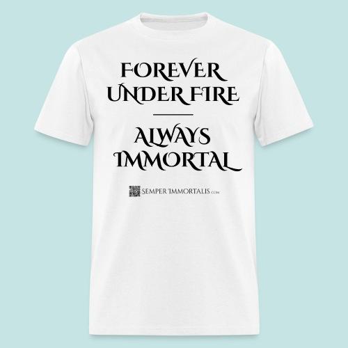 Always Immortal (black) - Men's T-Shirt
