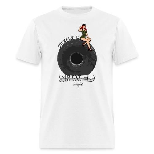 Shaved - Men's T-Shirt