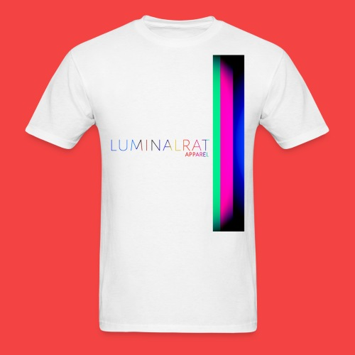 Rainbow light - Men's T-Shirt