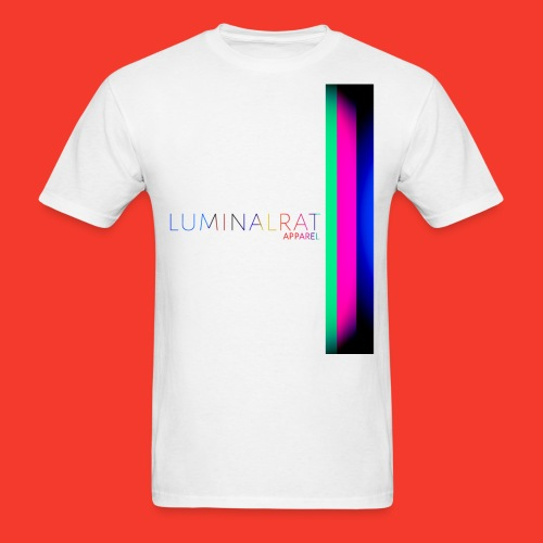 Rainbow light - Men's T-Shirt