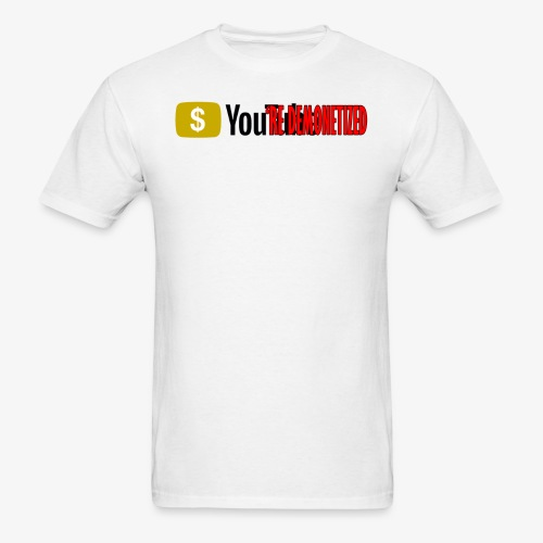 The Truth of YouTube - Men's T-Shirt