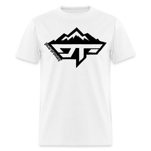 DTF logo - Men's T-Shirt