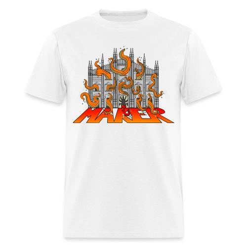 Mkr duomo bianco - Men's T-Shirt