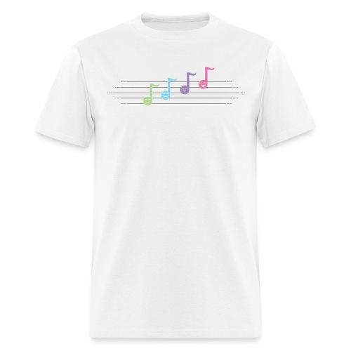 Happy Note - Men's T-Shirt