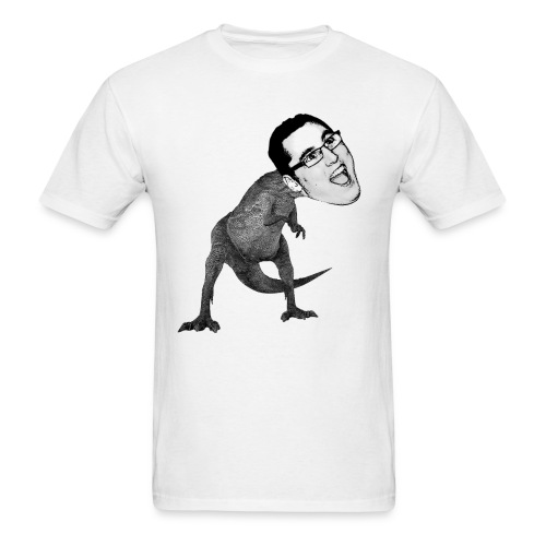 Tydannosaurus Sex - Men's T-Shirt