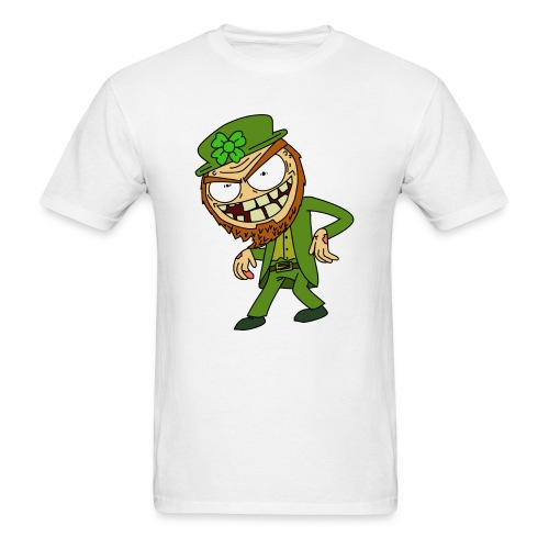 Leperchaun - Men's T-Shirt