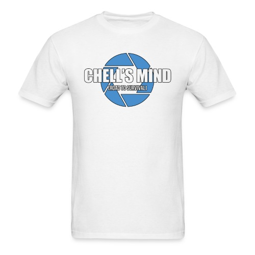 Chell s Mind R2S Movie - Men's T-Shirt
