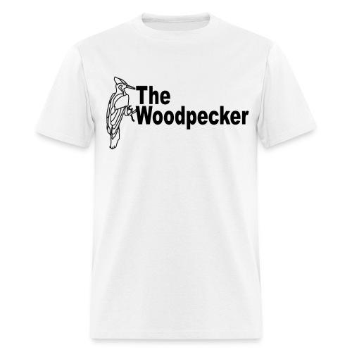 The Woodpecker - Men's T-Shirt