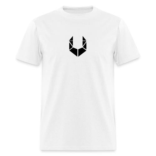 Unify Black On White - Men's T-Shirt
