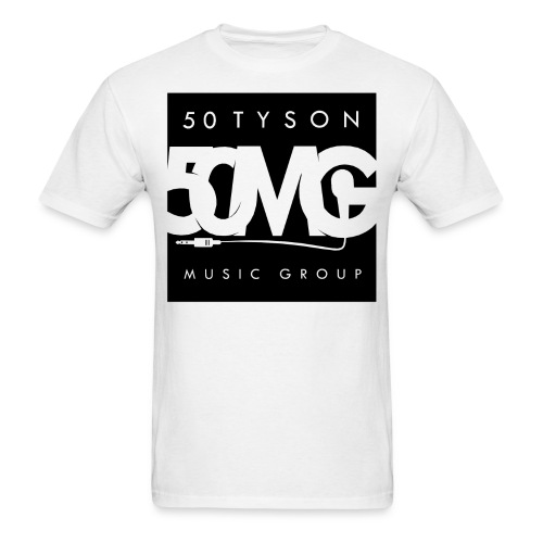 50MG LOGO full png - Men's T-Shirt