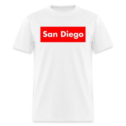 Supreme San Diego v5 - Men's T-Shirt