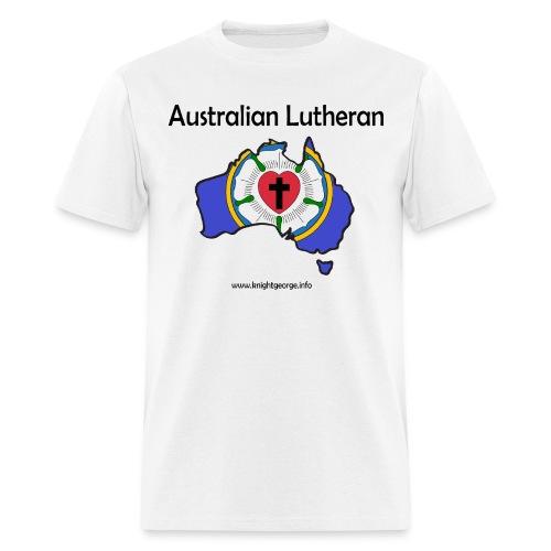 Australian Lutheran - Men's T-Shirt