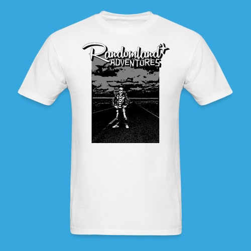 Randomland™ Road shirt - Men's T-Shirt