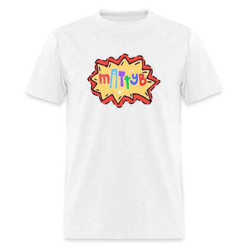MattyBRaps Cartoon - Men's T-Shirt