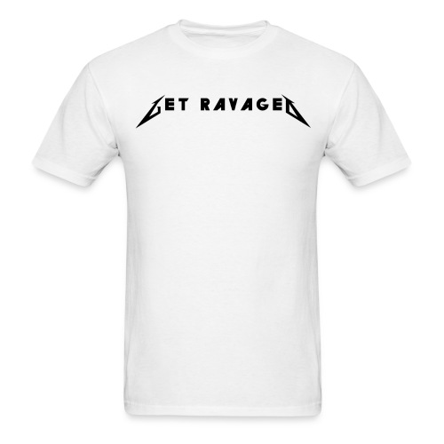 getravagedbig - Men's T-Shirt