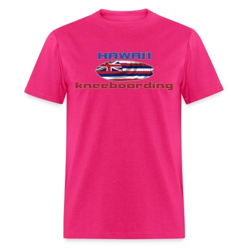 knee hawi png - Men's T-Shirt