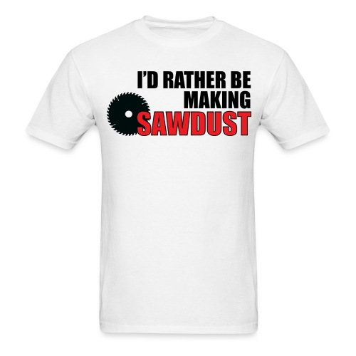 I'd Rather Be - Men's T-Shirt
