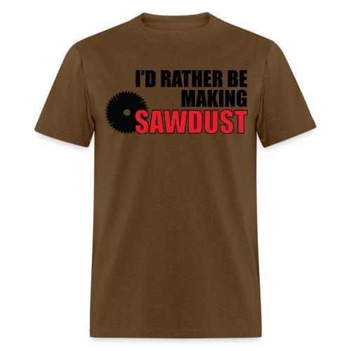 I'd Rather Be - Men's T-Shirt