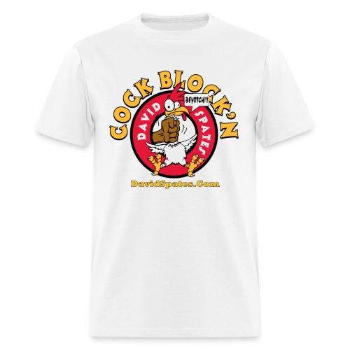 cockblockoriginal - Men's T-Shirt