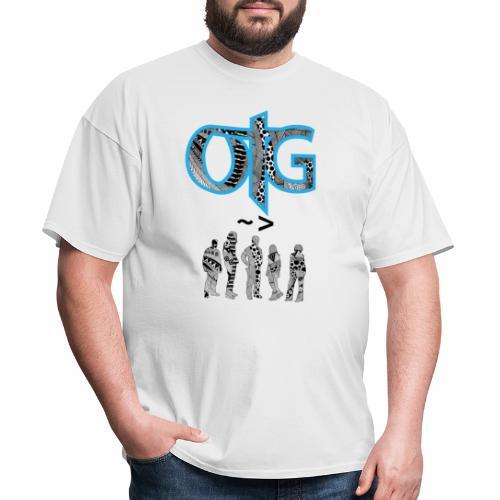 Urban OTG Design - Men's T-Shirt