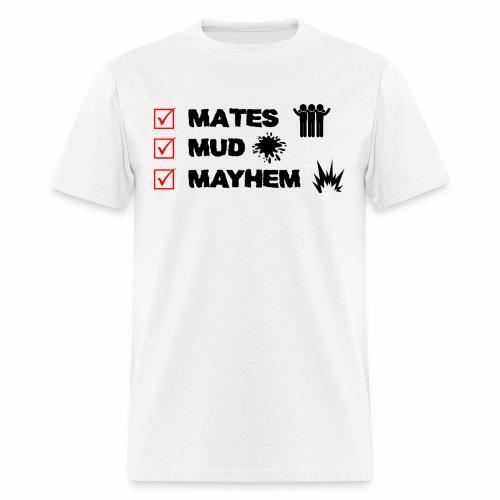 mmm - Men's T-Shirt