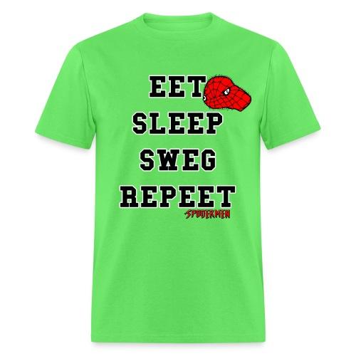 Sweg Repeat png - Men's T-Shirt
