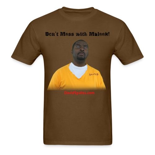 maleek - Men's T-Shirt