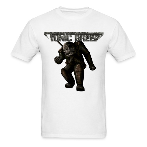 Tonic Warrior White - Men's T-Shirt