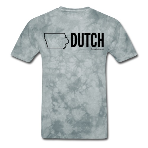 Iowa Dutch (black) - Men's T-Shirt