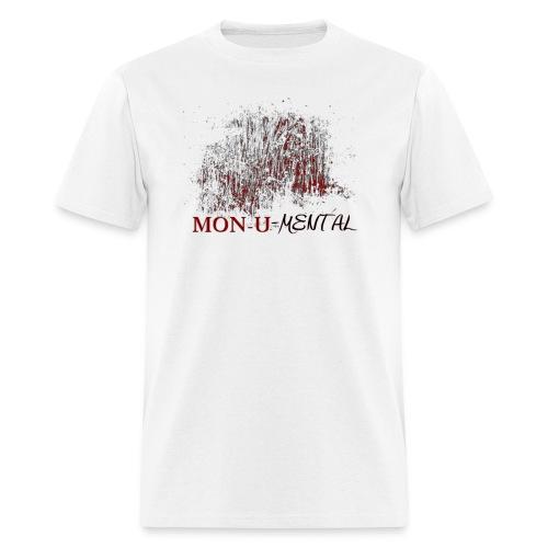 ItsYaBoiH2 Logo Text (NEW - Men's T-Shirt