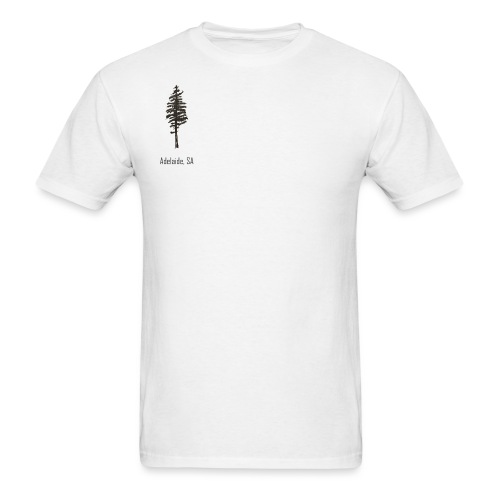 Adelaide logo - Men's T-Shirt