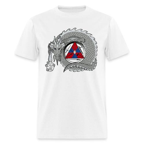 dragon 2 color for web - Men's T-Shirt