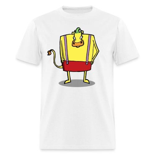 heffer ptermclean - Men's T-Shirt