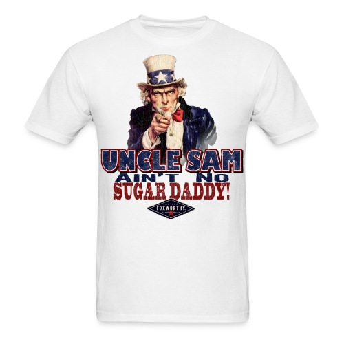 us sugar daddy - Men's T-Shirt