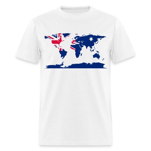 Aussie are everywhere - Men's T-Shirt