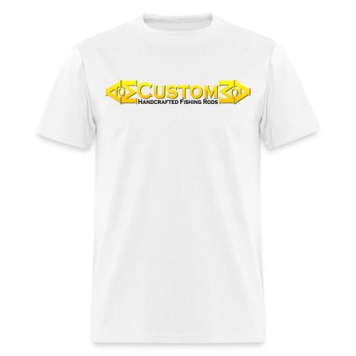 ACM Custom Rods Logo - Men's T-Shirt