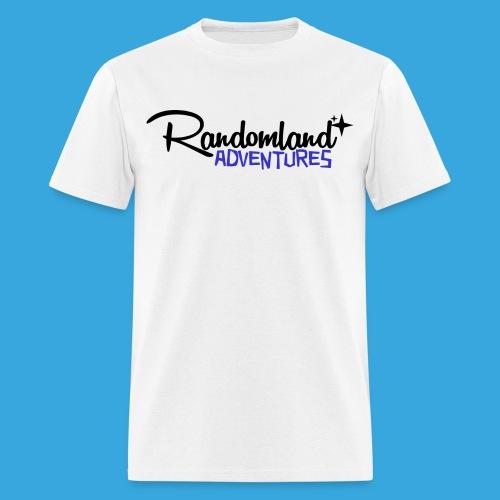 Randomland Adv Black - Men's T-Shirt