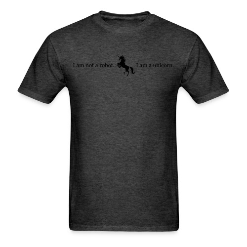 unicorn 3 final - Men's T-Shirt